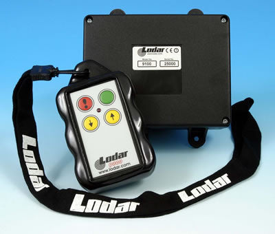 Wireless Remote Control System for Winches or Ramps
