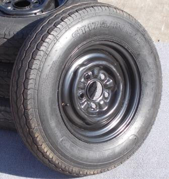 WT 175/80 D13 - Wheel & Tire