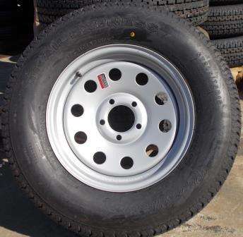 WT 205/75 R15 Wheel & Tire
