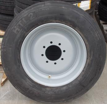WT 215/75 R17.5 Single Conti Wheel & Tire