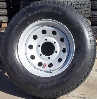 WT 225/75 R15 Wheel & Tire