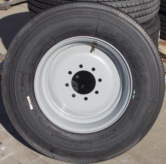 WT 235/75 R17.5 Wheel & Tire