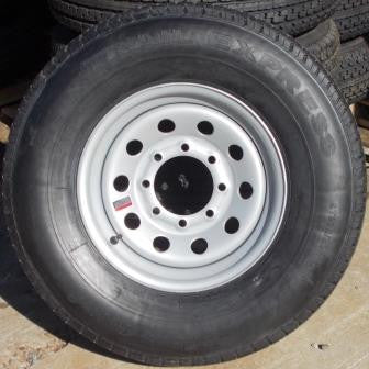 WT 235/80 R16 Wheel & Tire
