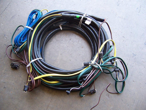 electrical kaufman trailer parts 7-Way Trailer Plug Wiring Diagram at Trailer Wiring Harness Kaufman