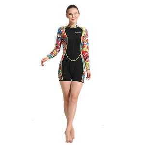 Lycra Diving Scuba Swimming Surfing Spearfishing Wet Suit