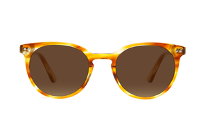 Oxford - Honey Oak Sunglasses