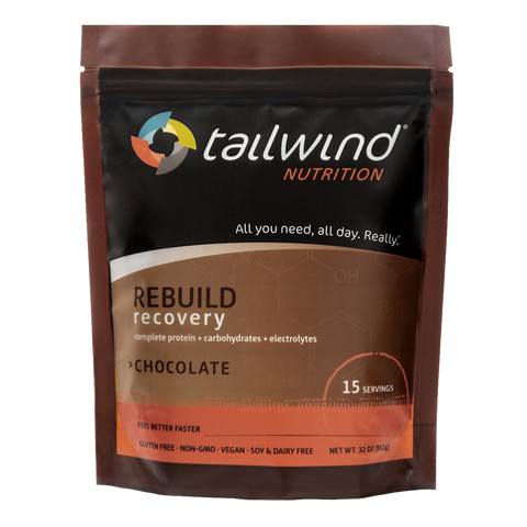 Tailwind Rebuild Recovery