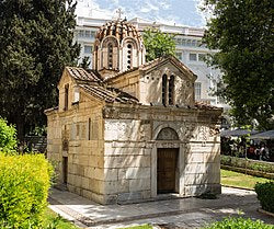Athens Byzantine Walking Tour