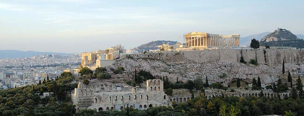 Temple of Zeus and Acropolis Tour