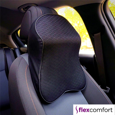 FlexComfort™ - 2-in-1 Neck and Lumbar Support Cushion