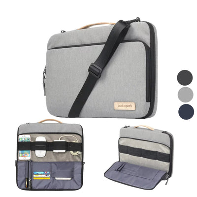 13.3 laptop bag For Apple Macbook Air 11 15.4 laptop messenger bag for Canvas Modern stylish laptop briefcase pouch bag