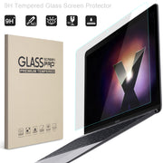 "Glass Screen Protector for Macbook Air 11 inch, ZVRUA 9H Tempered Guard Film For Mac Book Air 11.6"" model A1465 A1370"