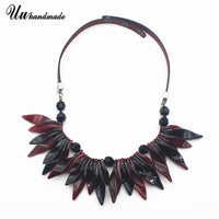 statement chokers necklaces vintage choker maxi chocker steampunk jewelry colar ethnic bohemia necklace collares women kolye new