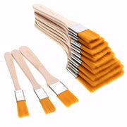 12Pcs Wooden Oil Painting Brush Artist Acrylic Watercolor Panit Art Supply Set Top Painting Tools