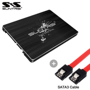 Suntrsi Internal Solid State Disk 120G with SATA3 cable 240g 2.5 inch SSD for notebook PC 60G SATA3 High Speed Free shipping