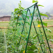 1.8x0.9m Nylon Garden Trellis Net Support for Vegetable Climbing Vine Plants Garden Netting Plants Support Trellis Net