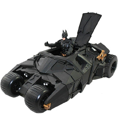 Free shipping The Dark Knight BATMAN BATMOBILE Tumbler BLACK CAR Vehecle Toys Action Figure Collection Model Toys for Children