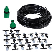 Garden Irrigation System Watering Kits 5/10/20M Hose DIY Gardening Sprinkler Head Hose Plants Watering Hose Pipe