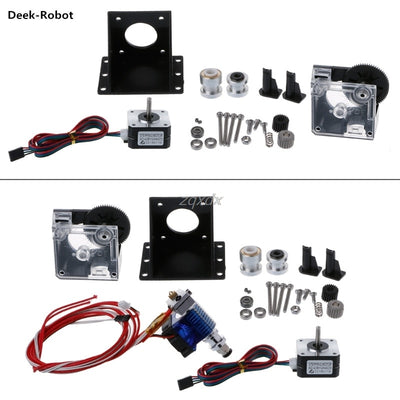 Deek-Robot Titan Extruder Full Kit with NEMA 17 Stepper Motor for 3D Printer E3D 1.75/3.0 Z09 Drop ship