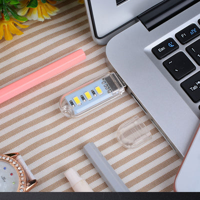 5V USB Charging Lamp SMD 5730 LED Reading Eye Protect Rigid Strip Light