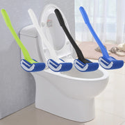 Long Handle Toilet Cleaning Brush Bathroom Toilet Scrub Lavatory Brush Cleaner Household Cleaning Tools 4 Colors