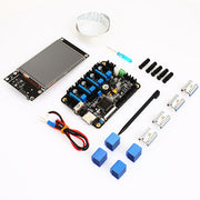 Motherboard Kit Motherboard Durable Printer 3d Modeling Touch Screen Lerdge-X 3D Printing Accessories Printer Parts