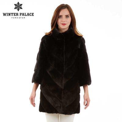 New models mink coats women genuine,Genuine Leather,Batwing Sleeve,real mink coats women,real mink coat,real fur coat