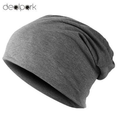 Men Women Beanie Casual Knitted Autumn Cap Solid Color Hip-hop Slouch hats skullies chapeu feminino,gorras sombrero mujer,turban