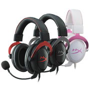 Kingston HyperX Cloud II Professional Esport Gaming Headset 7.1 Virtual Surround Sound Noise Cancelling for PC & PS4 Headphone Earphone HX-HSCP-GM