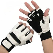 Mountain Bike Glove Sports semi-finger breathable wear-resistant Exercise Training Gym Gloves