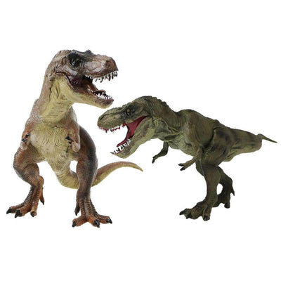 PVC Simulation Wild Life Dinosaur Model Toy T-Rex Action Figures Kids Gift