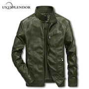 2019 Brand Men Motorcycle Leather Jackets 4XL 5XL Man Motobiker Cool Coat Male Streetwear Mans Bomber Suits Windbreaker YN10247