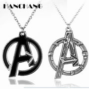 Star Trek Logo Necklaces Men Movie Jewelry Chain Metal Necklace Fashion Necklace for women men boys hand made accessories