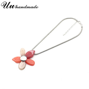 Statement Flower necklace pendant choker chocker vintage fashion jewelry colar chokers collares women kolye necklaces Charms NEW