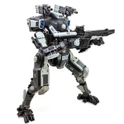 Mecha Model New Attack DIY 3D Assembly Fine Soldier Model with High Degree of Reduction for Boys Birthday Gift 2019