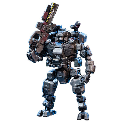 02 Series ML Type Attack Mecha Large Mecha Model DIY Assembly Fine Soldier Model with High Degree of Reduction