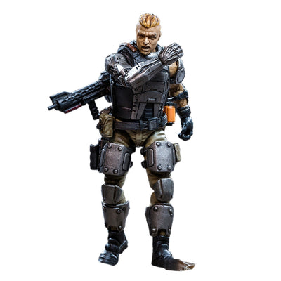 Soldier Model Russian Federation Universal Soldier Lone Wolf Team DIY Assembly Fine Soldier Model with High Degree of Reduction