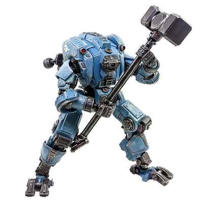 Mecha Model Pangu DIY 3D Assembly Fine Soldier Model with High Degree of Reduction for Boys Birthday Gift 2019 Home Decor