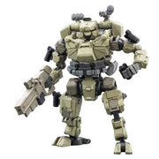 DIY Large Mecha Model Assault Mecha Assorted Color Assembly Fine Soldier Model with High Degree of Reduction