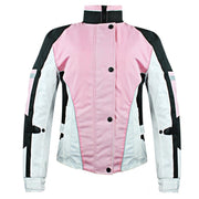 Snow Master SN-9930-Jacket Women's Blizzard Insul Tex Pink Cold Weather Motorcycle/Snowmobile Jacket