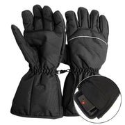 New Waterproof Heated Gloves Battery Powered Motorcycle Hunting Winter Warmer