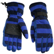 Outdoor Men Winter Gloves Waterproof Soft Warm Fleece Skiing Gloves Hand Warmer Work Out Driving Gloves Male T8