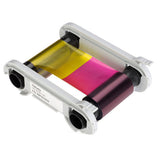 Evolis Primacy 5 Panel Color Ribbon YMCKO