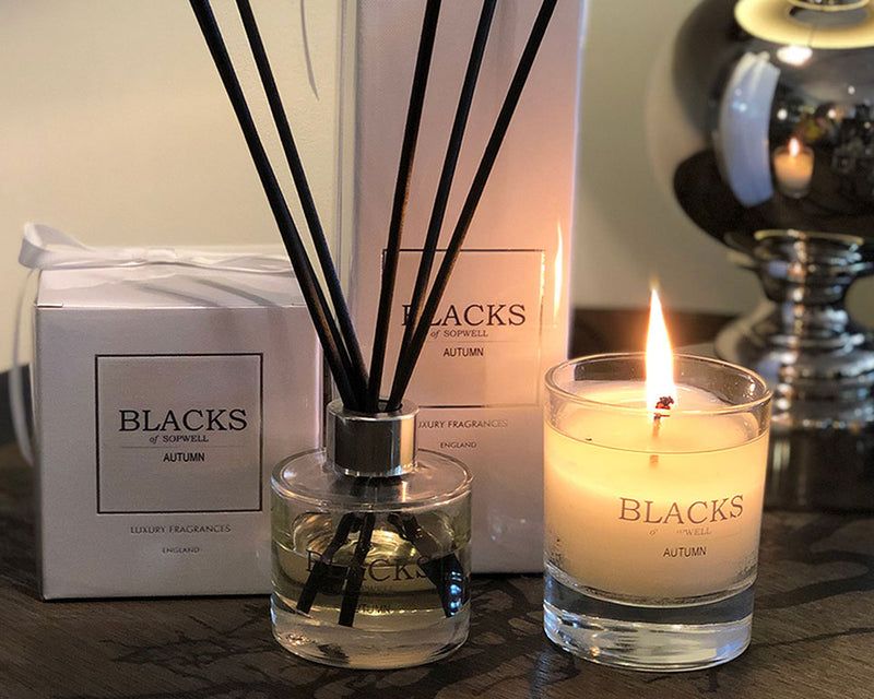Using Candles & Diffusers