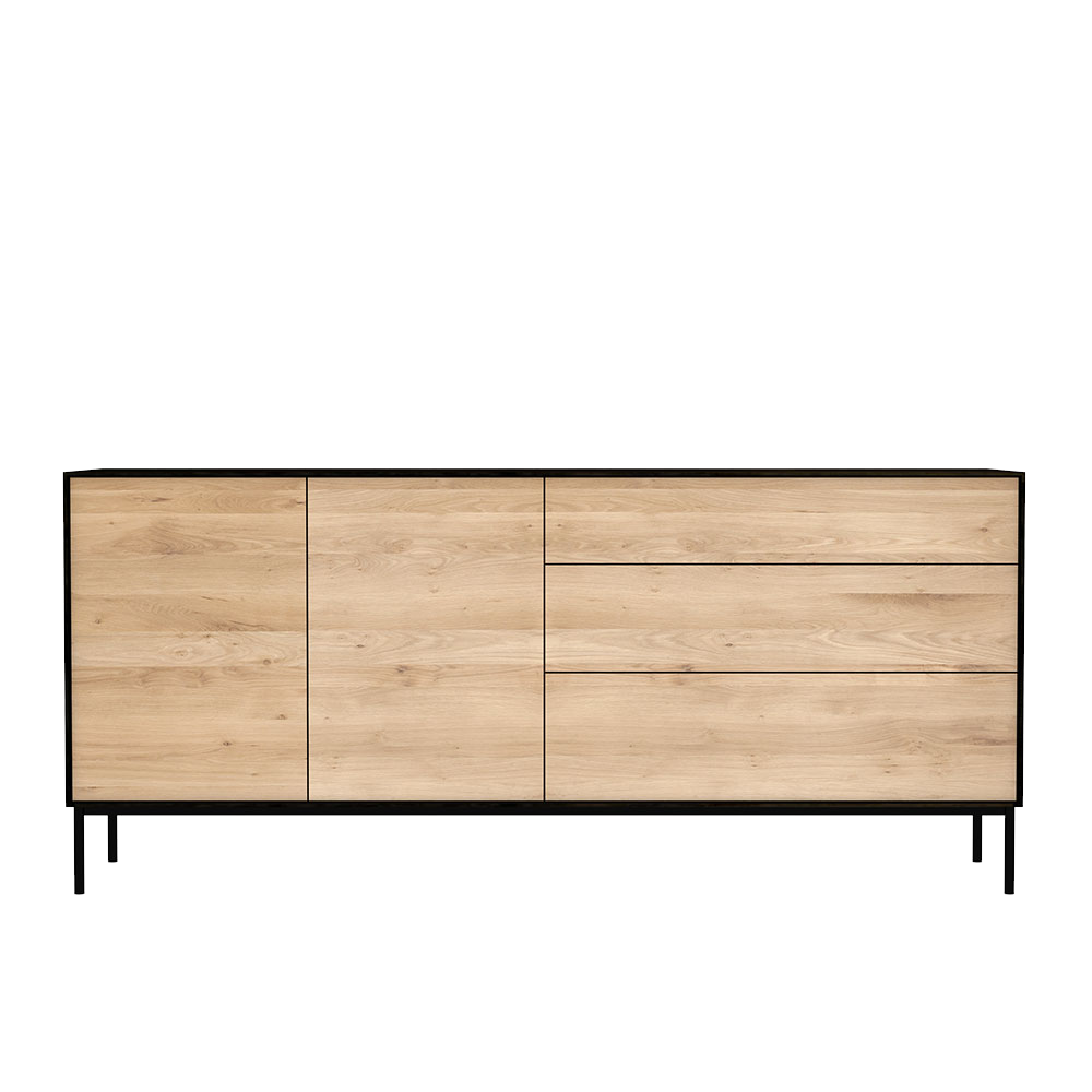 BB Oak Sideboard