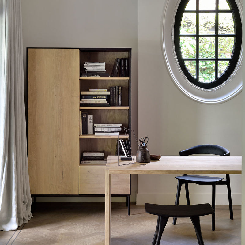 BB-storage-cupboard-lifestyle, set in modern home office
