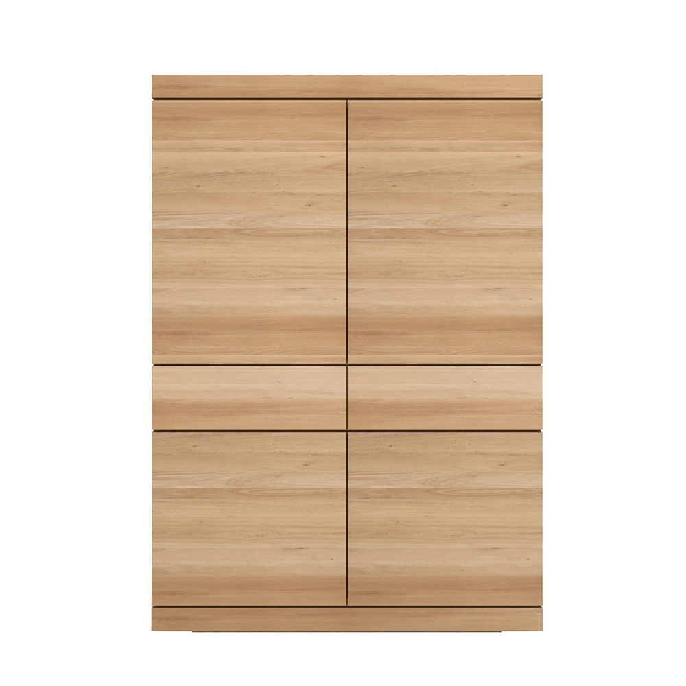 Oak BGR Storage Cupboard