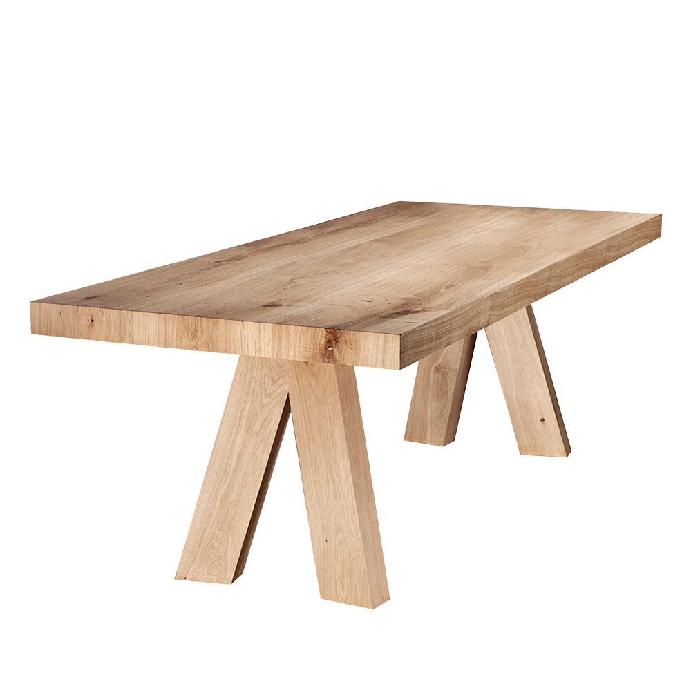 Sopwell Oak Barn Table