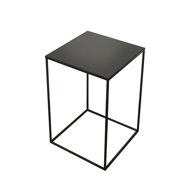 small square compact table