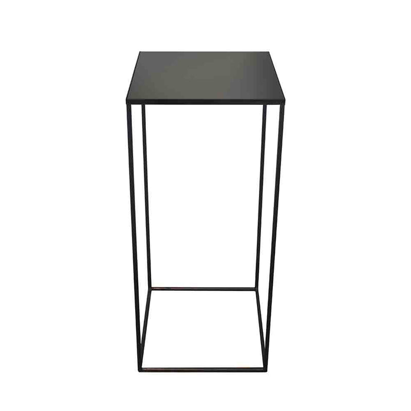 large - tall- square base table